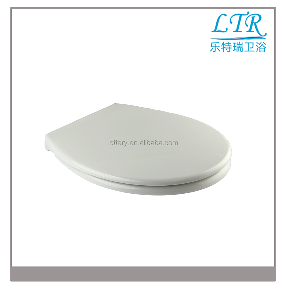 Good quality novelty white toilet seat cover