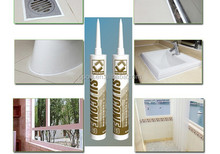 waterproof sanitary tile silicone sealant
