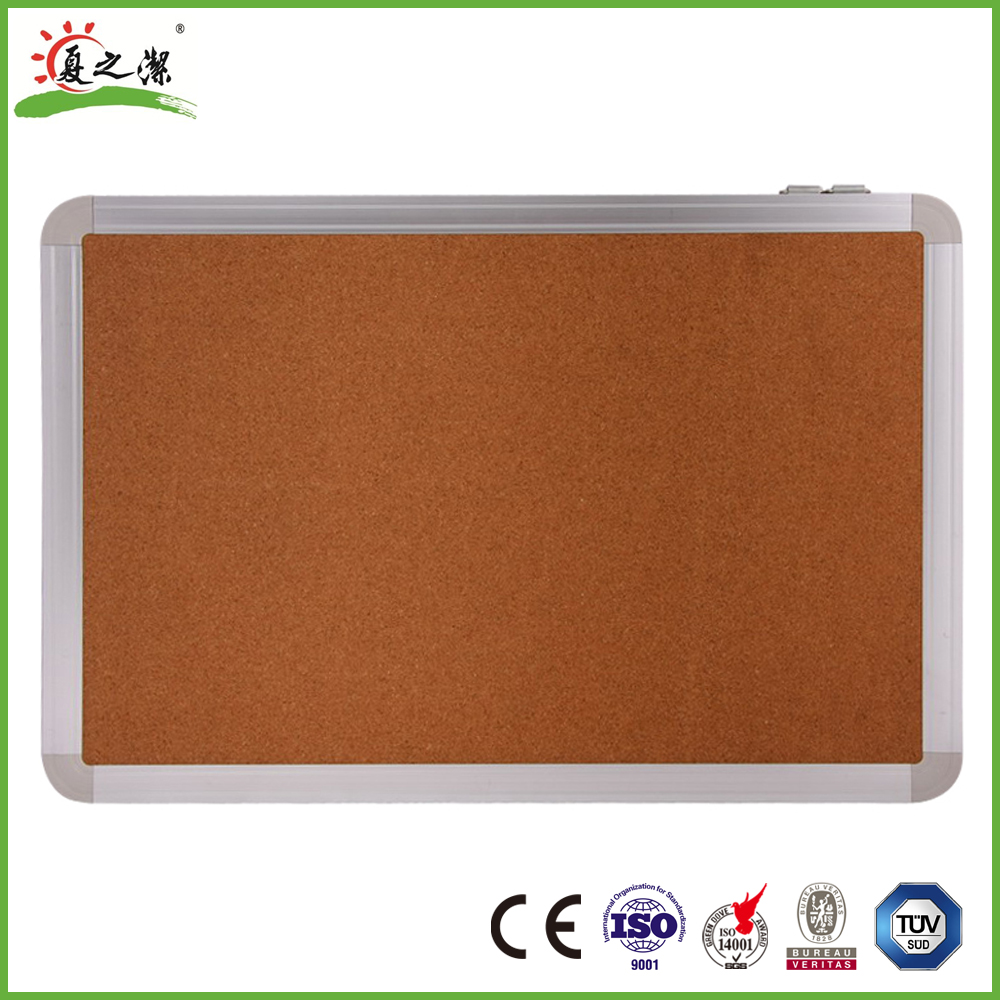 Chinese factory wooden frame cork board with competitive price