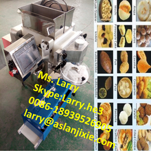 pun making machine/gulab Jamun encrusting machine/ice cream mochi encrusting making machine