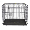 Lowes lucky factory direct wholesale dog kennel for large dogs