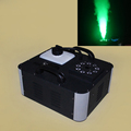 1500w RGB led vertical fog machine for stage effect with DMX Control
