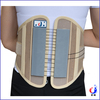 CE FDA approved breathable core pull back support brace