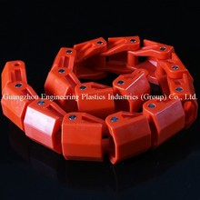 Hot Sales Engineering plastic delrin chain sprocket drag chains machine chain