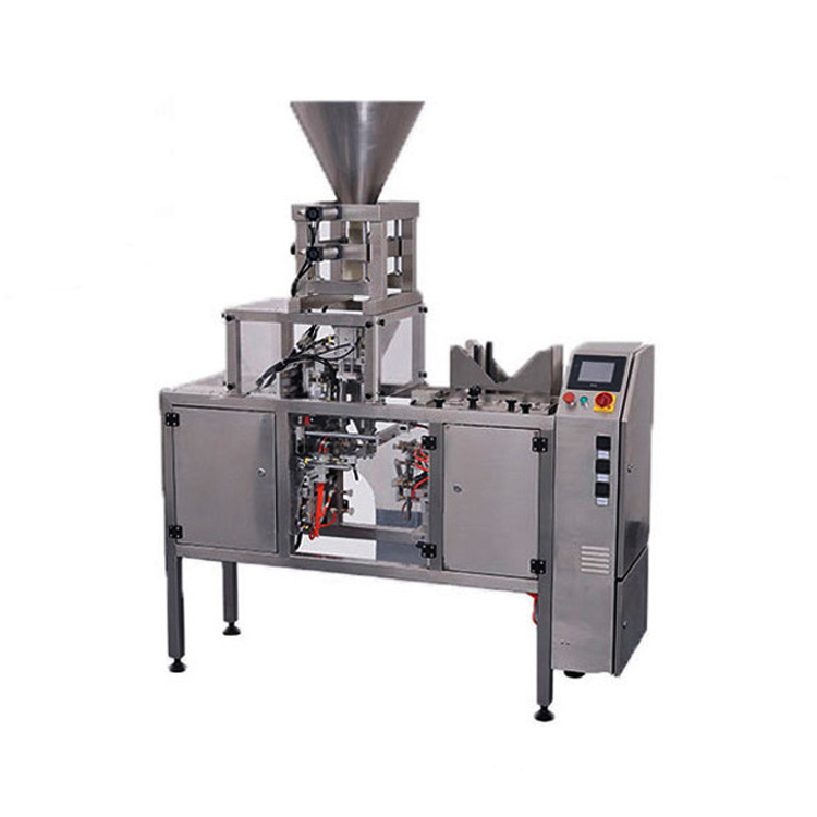 Quality Assurance OEM Accept Easy Operate Servo Motor corn and crispy <strong>rice</strong> packaging machine