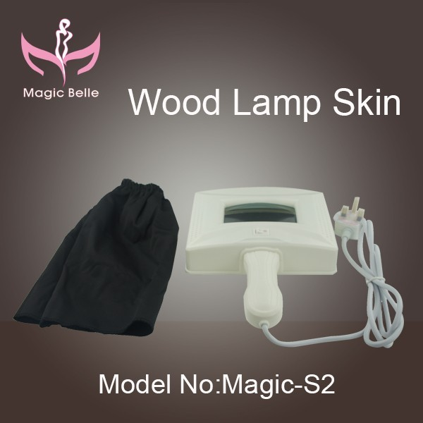 Beauty salon preferred!!!Wood Lamp Skin/magicbelle/ce
