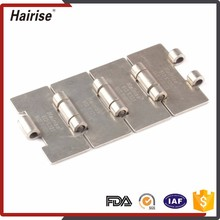 Environmentally Friendly Small Stainless Steel Slat Top Conveyor Chain