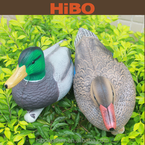 New Arrival EXP Inflatable American Female and Male Duck Decoy Hunting Decoy
