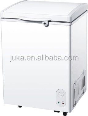 100L Stainless steel Commercial Upright/Chest deep freezer