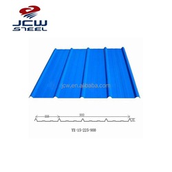 Color Coating Steel Zinc Roof Sheet Price Corrugated Steel Roof Tile