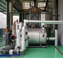 Used Engine Oil Refinery to Get Diesel Oil