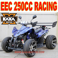 4 Wheel Motorcycle 250cc EEC