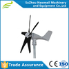 2015 new smart and reliable residential 100w wind power turbine for home