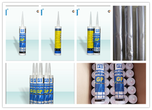 China silicone factory , general purpose silicone sealant for construction marble stone adhesive