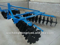 farm machinery light duty disc harrow power harrow