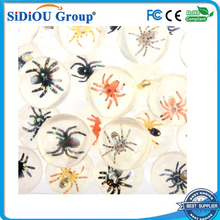 insect bouncing ball 3d figure spider bouncing ball