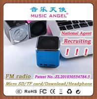 MUSIC ANGEL JH-MD07D smartphone speaker pro mini speaker italian site