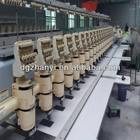 original japan barudan embroidery machine beds-920