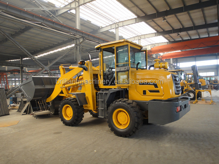 2 Ton Perfect Performance Shantui Compact Wheel Loader for Sale