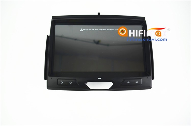 HIFIMAX Android 4.4.4 For Ford Ranger2015 2016 /Everest Car DVD GPS WIFI 3G INTERNET Bluetooth With OBD DVR Rear Camera Optional
