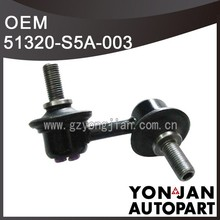 Front Right Stabilizer Link / Sway Bar Link For Auto oem 51320S5A003