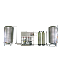 Efficient UF Drinking Water System Mineral Water Plant