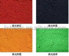 pigment concrete Water based pigment paste Red 5110