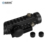Anti-shock 1X30 red and green dot reflex dot sight with three sides rail