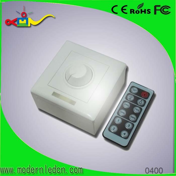 popular wall mount 1 channel dmx dimmer