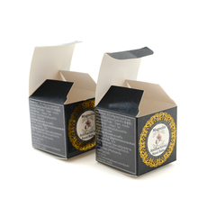 Wholesale candle box luxury paper material candle boxes for jars