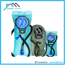 BPA Free Running Cycling Hiking Hydration Bladder , Leakproof Water Reservoir, FDA Approved hydration bladder water bag