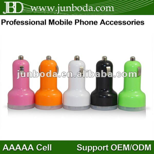 new arrival mini usb car charger for mobile phone