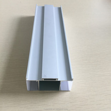 40*84mm two channel Wall Mounted Anodized Aluminum Profile led strip holder With Good Quality for up and down wall light