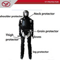 YF105 Anti riot suit stab resistant Military equipment