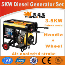 Hot sale! Silent diesel engine generator set genset CE ISO approved factory direct supply key code generator