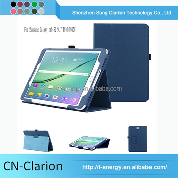 Selling Products In Alibaba Cover Tablet Mobile Leather Case For Samsung Galaxy Tab S2 9.7