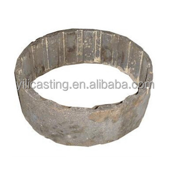 Precision wear resistance of gray cast iron casting parts OEM custom casting foundry
