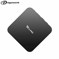 TX3 pro amlogic S905 1g 8g Android 5.1 Smart TV Box bluetooth4.0 mini keyboard google game play TV BOX