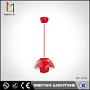 lamp parts wholesale for verner panton lamp/industrial pendant lamp/ new style chandelier light