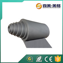 China supplier where to buy black foam rubber padding