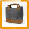 Custom Felt Lady Shopping Bag