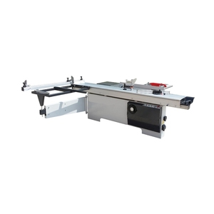 Horizontal Sliding Table Panel Saw in 45 Degrees Tilting