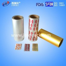 aluminum foil rolls for pills capsules tablets blister packing
