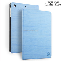 High Quality Flip Leather Stand Case Cover smart cover stand for ipad air