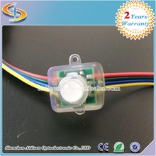 DC 5 volt WS2801 IC programable mini single led lights for advertising signs
