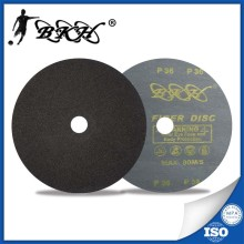 silicon carbide fiber disc glass polish wheel metal sanding discs 4 inch