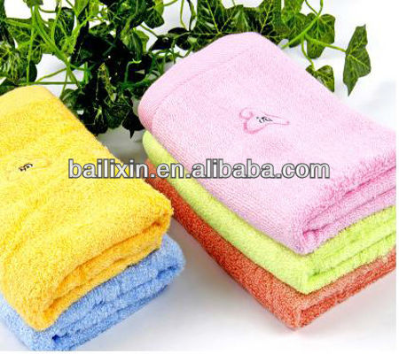 bamboo salon towel
