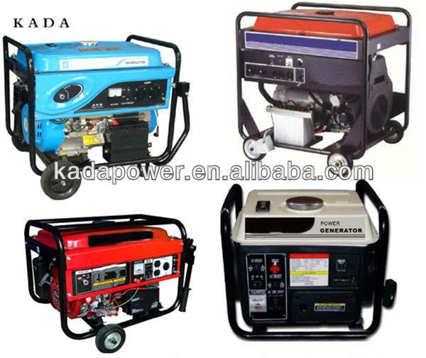 air-cooled gasoline generator 220V tigmax gasoline generator