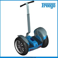 High Quality Safety Self-Balance 2 wheels Metal Snow Scooter For Sale