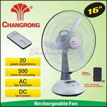 low power consumption table fan electric table fan parts with logo box